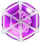 BWS3 Purple bubble under spider web