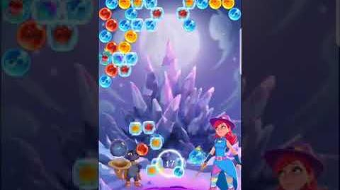 Bubble Witch 3 Saga Level 567 No Boosters ⭐️⭐️