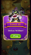 BWS3 Defeat Wilbur level