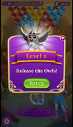 BWS3 Release the Owls level - Retry