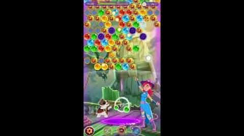 Bubble Witch 3 Saga Level 886 No Boosters