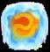 BWS3 Ice yellow bubble