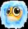 BWS3 Ice Owl Yellow bubble