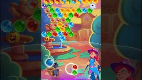 Bubble Witch 3 Saga Players Party Level 1