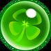 Sticker-greenBubble