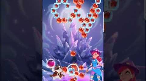 Bubble Witch 3 Saga Level 564 (First Look 👀) Boosters