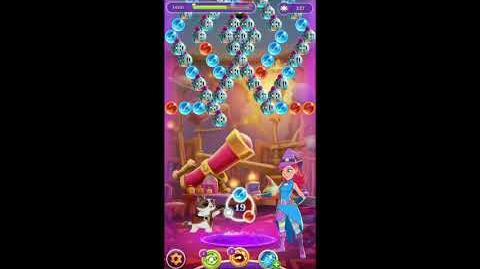 Bubble Witch 3 Saga Level 751 No Boosters