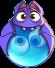 BWS3 Bat Blue bubble