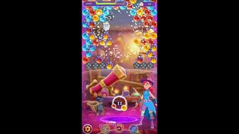 Bubble Witch 3 Saga Level 753 No Boosters