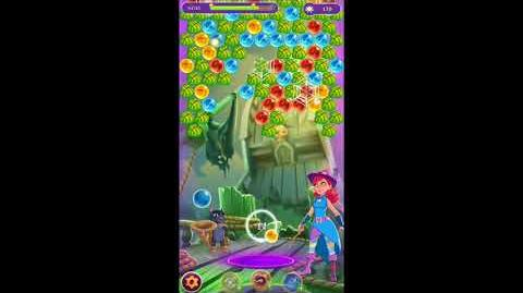 Bubble Witch 3 Saga Level 896 No Boosters