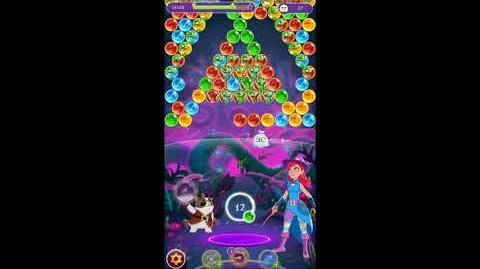 Bubble Witch 3 Saga Level 766 No Boosters