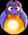 BWS3 Bat Fairy Tale Yellow bubble