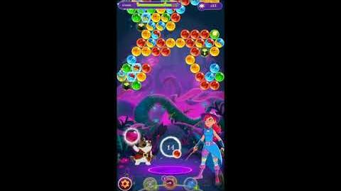 Bubble Witch 3 Saga Level 763 No Boosters