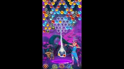 Bubble Witch 3 Saga Level 768 No Boosters