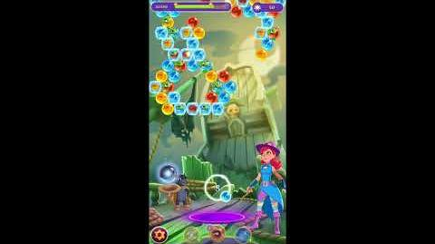 Bubble Witch 3 Saga Level 887 No Boosters