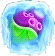 BWS3 Ice Duo Green-Purple bubble
