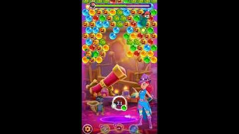 Bubble Witch 3 Saga Level 760 No Boosters