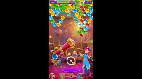 Bubble Witch 3 Saga Level 754 No Boosters