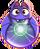 BWS3 Bat Arcane bubble