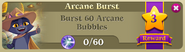 BWS3 Quests Arcane Burst