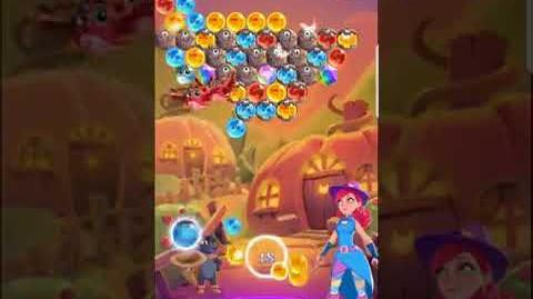 Bubble Witch 3 Saga Level 552 No Boosters ⭐️⭐️