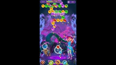 Bubble Witch 3 Saga Level 769 No Boosters