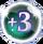 BWS3 Bonus Moves bubble +3