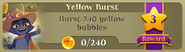 BWS3 Quests Yellow Burst 240