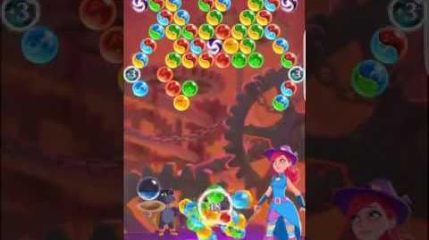 Bubble Witch 3 Saga Level 273 ~ No Boosters