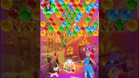 Bubble Witch 3 Saga Level 560 No Boosters (Last Level 9th Sept. 2017)