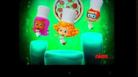 Bubble Guppies - Pizza Pie