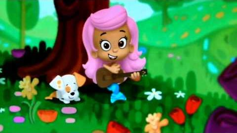 IT'S BEAUTIFUL SUN - BUBBLE GUPPIES