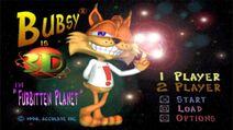 Bubsy 3d screenshot 1-0