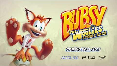 Bubsy™- The Woolies Strike Back Teaser