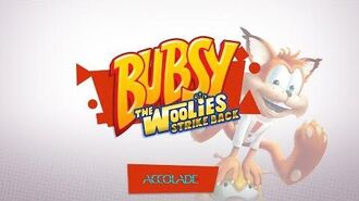 Bubsy™ The Woolies Strike Back! Full Trailer