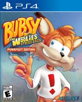 Bubsy - The Woolies Strike Back Purfect Edition