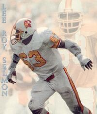 2. Lee Roy Selmon legend poster