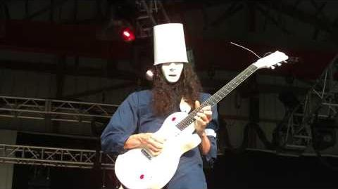 Buckethead jam live may 22 2009