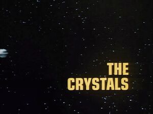 The Crystals title card