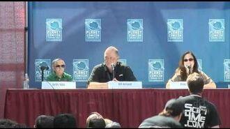 Planet Comicon Panel BUCK ROGERS - pt 1