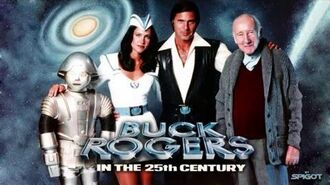 Buck Rogers tv series and theme song
