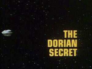 The Dorian Secret title card