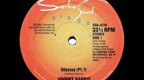Johnny Harris - Odyssey (Pt