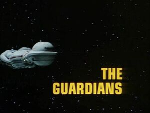 The Guardians title card
