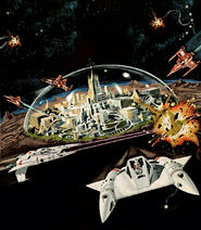 Buck Rogers - The Draconian Fire Trilogy