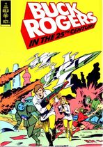 Buck Rogers in the 25th Century Issue 10