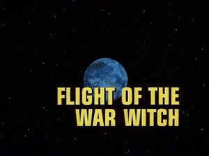 Flight of the War Witch title card