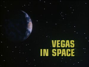 Vegas in Space title card