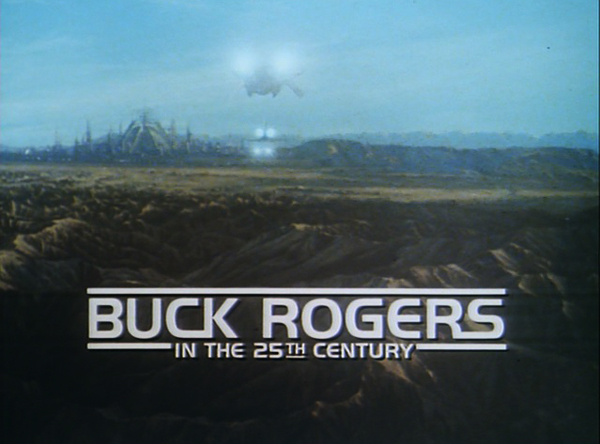 Image result for buck rogers 25th century opening city