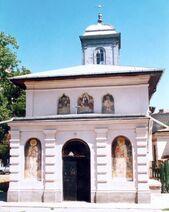 Biserica Manea Brutaru